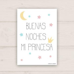 Lamina-buenas-noches-princesa