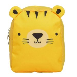 MOCHILA TIGRE - A LITTLE LOVELY COMPANY